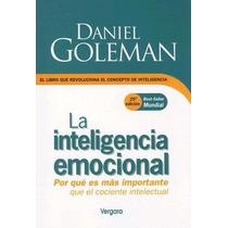 Inteligencia Emocional - Daniel Goleman - Envío Gratis