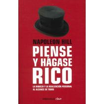 Piense Y Hagase Rico - Napoleon Hill / Debolsillo