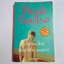 Paulo Coelho Veronia Decide Morir Seminuevo Perfecto Estado