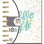 Scrap-fever Planner Big Memory Ideas Agenda