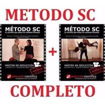 Método Sc 1 Y 2 Completo Seducción Científica Mario Luna 2x1