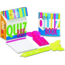 Teen Quiz Box [with Notepad And, Andrews Mcmeel Publishing