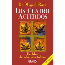 E-book Pack Los Cuatro Acuerdos + Quinto + Cuad. De Trabajo