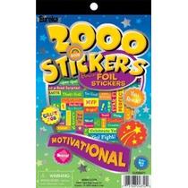 Eureka Motivación Sticker Book