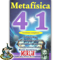 Libro Metafísica 4 En 1 Saint Germain - 731 Páginas