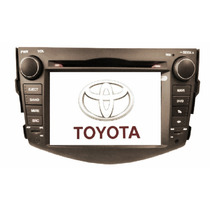 Auto Dvd Toyota Gps Rav4 Tundra Hilux Fj Cruiser Highlander