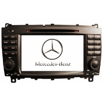 Auto Dvd Mercedes Benz Gps Ipod Tv Radio Touch Usb Dvd Mp3
