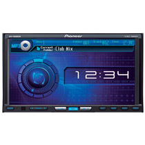 Pioneer Autostereo Dvd Pantalla Tactil 6 Discos