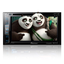 Autoestereo Doble Din Pioneer Avh-x2800bs Dvd Bluetooth New!