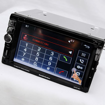 Autoestereo Pantalla Touch 6.2 Audiobahn Usb Sd Cd Bt Xaris