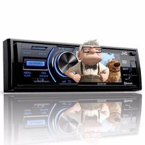 Estéreo Jvc Kd-av41bt Cd Dvd Usb 3pulg Ipod/iphone Bluetooth