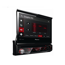 Autoestéreo Pioneer 7´´ Tactil Dvd,mp3.cd, Dvd, Divx Touch