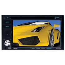 Estereo Boss Audio Bv9362bi Double-din 6.2