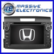 Estereo Honda Cv-r 2012 - 2015 Gps Bluetooth Iphone