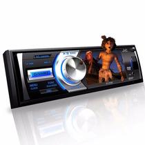 Estéreo Jvc Kd-av300 1 Din Cd Dvd Usb 3 Pulg Ipod/iphone Aux