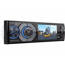 Autoestereo Dvd Pantalla 3.5 Tv Usb Multimedia Radio Auxilia