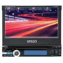 Estereo Pantalla 7 Motorizada Retractil Bluetooth Touch