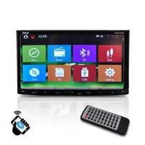 Autoestereo Pyle Pldnv695b Dvd Gps Touchscreen Bluetooth 2di