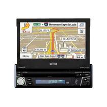 Jensen Vx7012 Dvd Touchscreen Usb 1din Bluehtoot 7 Gps