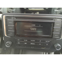 Estereo Vw Original Usb Scard Aux Bluetooth Bora Jetta Seat