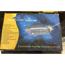 Caja De 5 Discos Con Lector De Dvd Power Acoustic