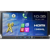 Pantalla Jvc Kw-v51bt Usb Auxiliar Cd Dvd Iphone Bluetooth