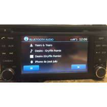 Autoestéreo Original Pantalla Nissan Frontier Gps Bluetooth