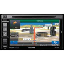 Alpine Ine-w940s Gps Bluetooth Dvd Ipod Usb