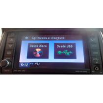 Sistema Multimedia Mygig Ren Para Chrysler Dodge Jeep Y Ram