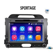 Promoción Estereo Kia Sportage Touch 7 Hd Dvd Gps Usb Sd