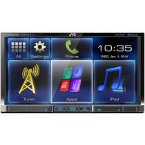 Pantalla Jvc Kw-v50bt De 7 Pulgadas Bluetooth, Cd, Dvd, Usb,