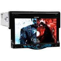 Wow Autoestereo Pantalla Tactil Bluetooth Tv $ 2,599.00