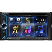 Jvc Kw-v30bt 6.1 Pulgadas 2 Din Dvd/usb/aux Bluetooth Y