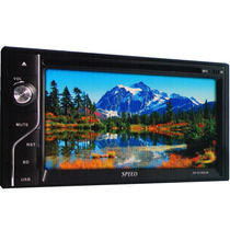 Wow Autoestereo Eurovox Doble Din Touch 7 Tv $ 2,599.00