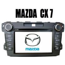 Estereo Mazda Cx7 Pantalla Dvd Gps Mp3 Ipod Usb Tv Bluetooth