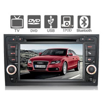 Estereo Audi A3 A4 2002 -2012 Gps Dvd Ipod Int 3g Bluetooth