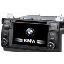 Auto Estereo Bmw Serie 3 E46 Pantalla Dvd Gps Bluetooth