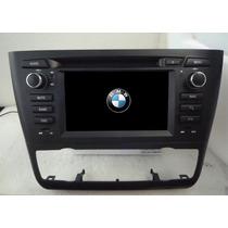 Auto Estereo Bmw Serie 3 Pantalla Dvd Gps Bluetooth Ipod Usb