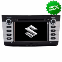 Navegador Gps Suzuki Swift 07 08 09 10 11 Autoestereo Dvd Tv