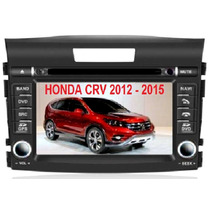 Estereo Honda Crv 2012-2015 Gps Dvd Ipod Internet Bluetooth