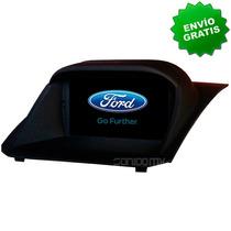 Navegador Gps Ford Fiesta 2011-2015 Estereo Pantalla Hd Dvd