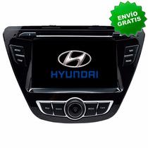 Autoestereo Navegador Gps Hyundai Elantra Dvd Pantalla Touch