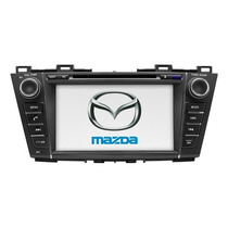 Autoestereo Mazda 5 Navegador Gps Bluetooh Ipod Usb Dvd Sd