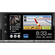 Sony Xplod Xav-701hd Bluetooth Usb Ipod Dvd Touchscreen