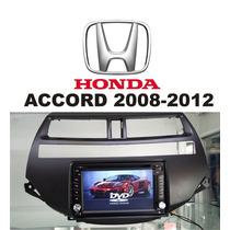 Estereo Pantalla Honda Accord 2008-2012 Dvd Usb Gps Touch