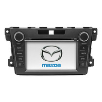 Estereo Navegador Mazda Cx7 Dvd Bluetooth Hd Usb Sd Ipod Tv