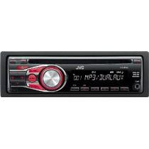 Stereo Jvc Kdr-330single-din Coche Con Doble Aux Entradas /