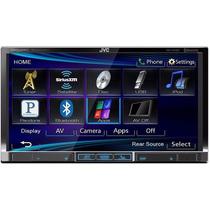 Jvc Kw-v40bt 7 Touchscreen Bluetooth Usb Pandora Sirius Xm