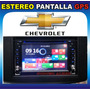 Estereo Pantalla Dvd Gps Bt Usb Nuevo Chevrolet Aveo Sonic