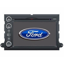Estereo Ford Android Dvd Gps Mirrorlink Ipod 3g Wifi Blueth